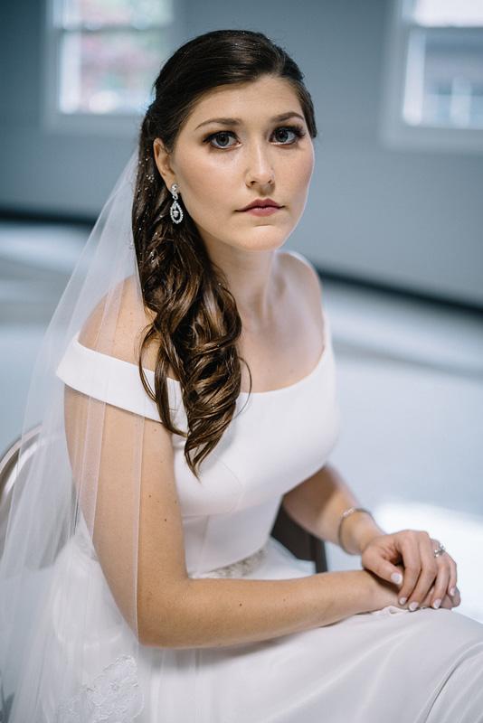 Natalie the bride