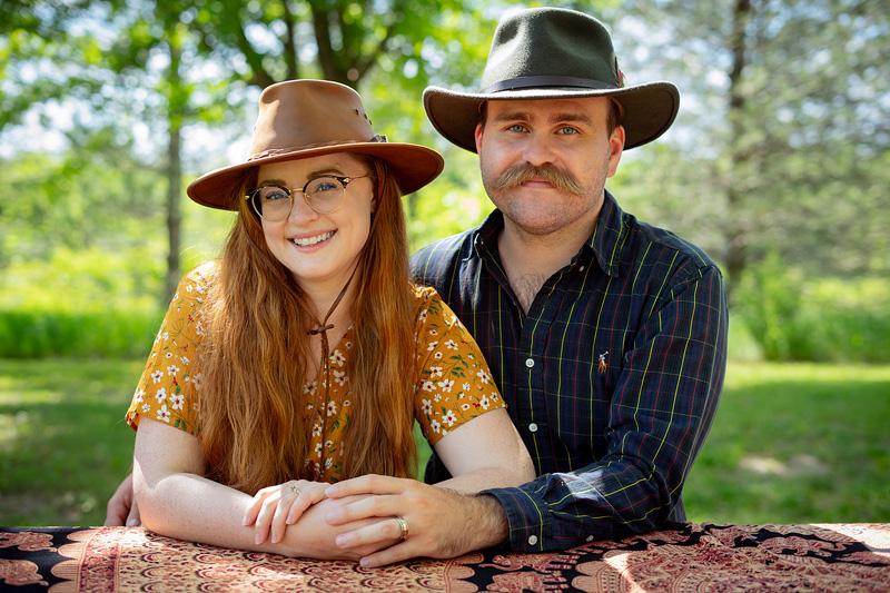 James and Kathleen