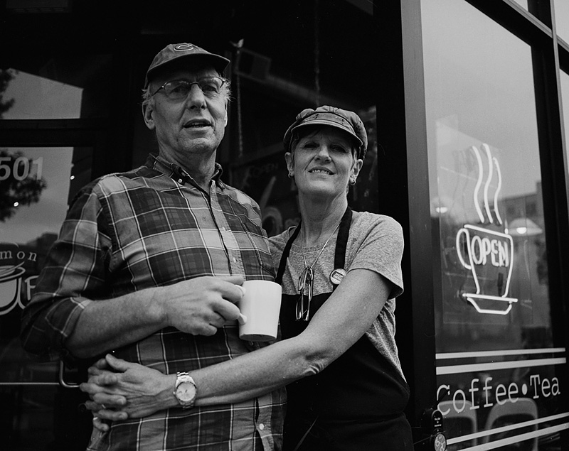 OG Common Cup Cafe Owners